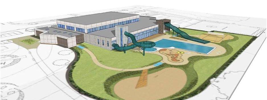 Complexe aqualudique plijadour sobretec for Carhaix piscine